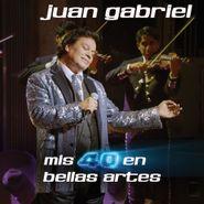 Juan Gabriel, Mis 40 En Bellas Artes (CD)