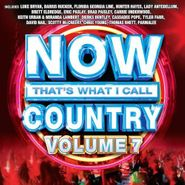 Various Artists, Now That's What I Call Country Vol. 7 (CD)
