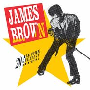 James Brown, 20 All-Time Greatest Hits (LP)
