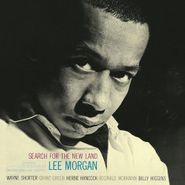 Lee Morgan, Search For The New Land [Remastered] (LP)