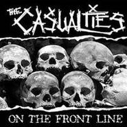 The Casualties, On The Front Line (LP)