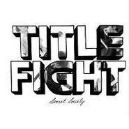 "Title Fight, Secret Society (7"")"