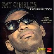 Ray Charles, The Genius In Person: Journey Through The Early Albums 1957-1960 (CD)