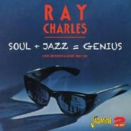 Ray Charles, Soul + Jazz = Genius: Four Definitive Albums 1960-1961 (CD)