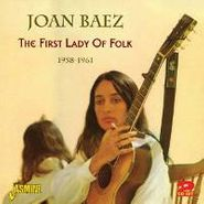 Joan Baez, The First Lady Of Folk 1958-61 (CD)