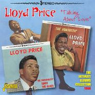 Lloyd Price, Talking About Love: The Ultimate Albums Collection (CD)