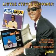 Little Stevie Wonder, The Jazz Soul Of Little Stevie + Tribute To Uncle Ray (CD)