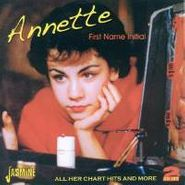 Annette Funicello, First Name Initial: All Her Chart Hits & More (CD)