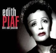 Edith Piaf, Love & Passion (CD)