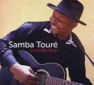 Samba Touré, Crocodile Blues (CD)