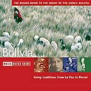 Various Artists, The Rough Guide To The Music Of The Andes (CD)