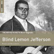 Blind Lemon Jefferson, Rough Guide To Blind Lemon Jefferson (CD)