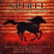 Bryan Adams, Spirit: Stallion of the Cimarron [Score] (CD)