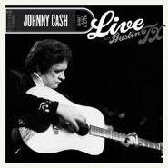 Johnny Cash, Live From Austin TX - Austin City Limits (LP)