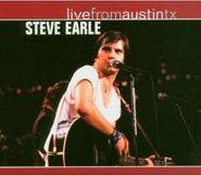 Steve Earle, Live From Austin, TX (CD)