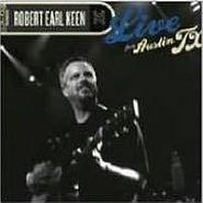 Robert Earl Keen, Live From Austin TX (CD)