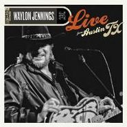 Waylon Jennings, Live From Austin TX (CD)