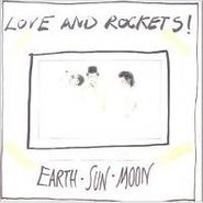 Love And Rockets, Earth Sun Moon [Remastered] (CD)