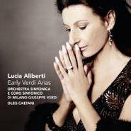 Giuseppe Verdi, Early Verdi Arias (CD)
