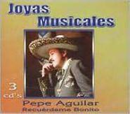 Pepe Aguilar, Joyas Musicales: Coleccion de Oro - Recuerdame Bon [Box Set] (CD)