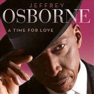 Jeffrey Osborne, Time For Love (CD)