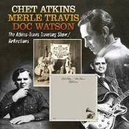 Chet Atkins, The Atkins - Travis Traveling Show / Reflections (CD)