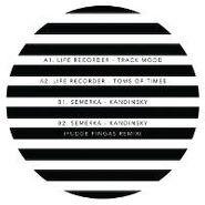 "Life Recorder, EP (12"")"