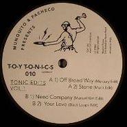 """Various Artists, Tonic Edits Vol. 1 (12"""")"""