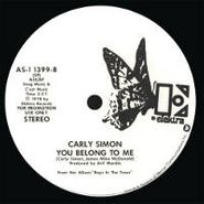 "Carly Simon, Tranquillo (Melt My Heart) /You Belong To Me (12"")"
