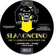 "Simoncino, Warrior Dance Pt.1 (12"")"