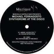"""Michael Ferragosto, Synthdrome At The Disco (12"""")"""