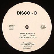 "Disco D, Dance Tracs (12"")"