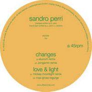 """Sandro Perri, Changes/Love & Light (12"""")"""