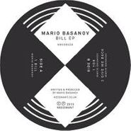 "Mario Basanov, Bill EP (12"")"