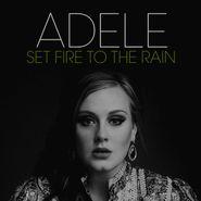 "Adele, Set Fire To The Rain (12"")"