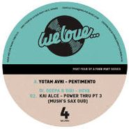 "Various Artists, We Love Detroit Vol. 4 (12"")"