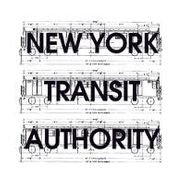 """New York Transit Authority, Off The Traxx Vip (12"""")"""