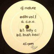 """DJ Nature, Vol. 1-Edits (12"""")"""