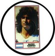 "Various Artists, The Mario Kempes Release (12"")"