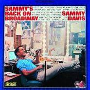 Sammy Davis, Jr., Sammy's Back On Broadway (CD)