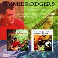 Jimmie Rodgers, Sings Folk Songs / At Home With Jimmie Rodgers (CD)