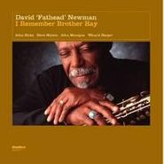 "David ""Fathead"" Newman, I Remember Brother Ray (LP)"