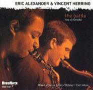 Eric Alexander, The Battle: Live At Smoke (CD)