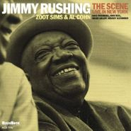 Jimmy Rushing, The Scene: Live in New York (CD)