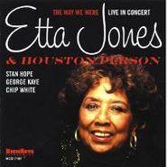 Etta Jones, Way We Were: Live In Concert (CD)