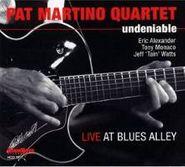 Pat Martino, Undeniable (CD)
