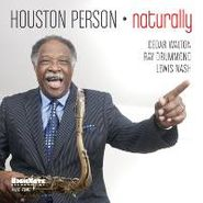 Houston Person, Naturally (CD)