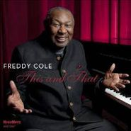 Freddy Cole, This & That (CD)
