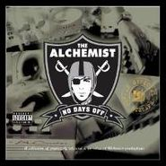 The Alchemist, No Days Off (CD)