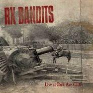 RX Bandits, Live At Park Ave (CD)